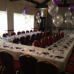 Functions at The Cold Harbour available for Next year. Contact 01793 724840 to ask for details