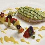 Palme d'Or cuisine