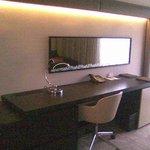Arbeitsbereich (Schreibtisch)