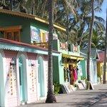 Caribbische straatje