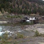 Downstream of Kootenai Falls