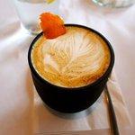Orange Spice Chai Tea Latte