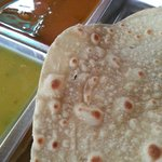 Chapati just opposite hotel