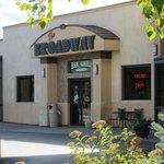 Bar & Grill Entrance