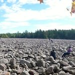 Here's the Boulder Field