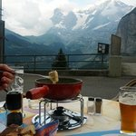 Fondue in the mountains, anyone?