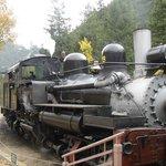 1923 Shay Locomotive