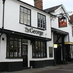16th Century coaching inn - one of Hitchin's oldest and most beautiful pubs