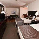 Habitaciones amplias y confortables