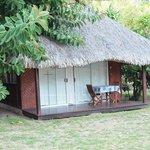 Terrasse bungalows