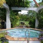 Most beautiful jacuzzi we have ever seen