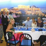 Great night at the Micriacropoli Restaurant