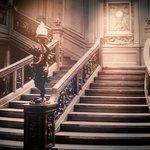 Le grand escalier! Souvenez vous du film!