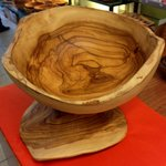 OliveWood Art ! 500 years piece of OliveWood