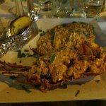 lobster flambe