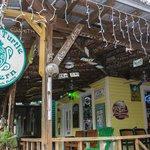 Green Turtle Tavern next door