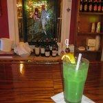 """""""Mermaid Slap"""" in the Mermaid Bar"""