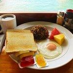 Foto de Banana Bay Marina Restaurant