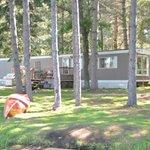 house trailer cottage