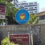 Borneo beachouse..near casuarina hotel tanjung aru