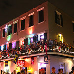 Party above the crowd! Rent your Bourbon Street Balcony today... 504-231-8519