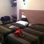 chambre propre et jolie