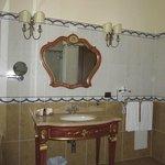 Salle de bains d'un autre temps
