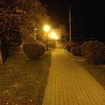 waterside walkway