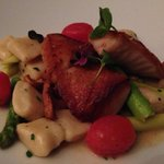 Sable Fish with Gnocchi