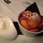 Magdelenes for Dessert