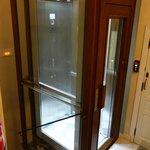 elevator in annex