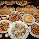 Buffets from £5 per head