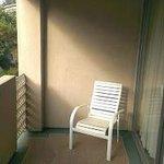 Mikado balcony