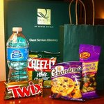 Diamond Member's goody bag