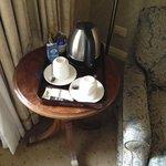 cofee and tea service