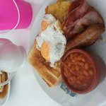 cooked breakfast