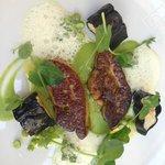 foie gras - wonderful!