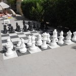 even the chance of a game of chess