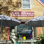 Cafe Alfresco Foto