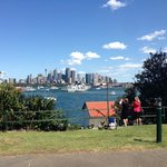 The City from Cremorne Point