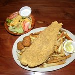 Our Catfish fried whole or in pieces is the best you'll ever have!