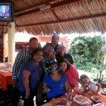 Festejando en Familia...