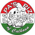 Papas Pizza of Calhoun