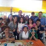Festejando en familia!!
