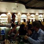 Brazilian Dancer at Braza Darling Harbour Restaurant