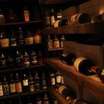 garrafeira / winecellar