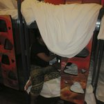 10 bed female dorm