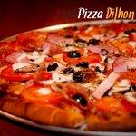 La Pizza de la casa... Pizza DiJhon