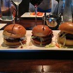Berkshire pork belly sliders