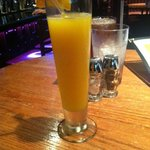 $4 mimosa during happy hour